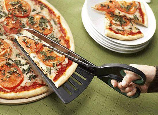 Tijeras para pizza