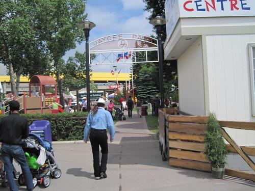 Calgary Stampede July 2010