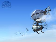 Dream Chronicles 4 wallpaper - taking flight