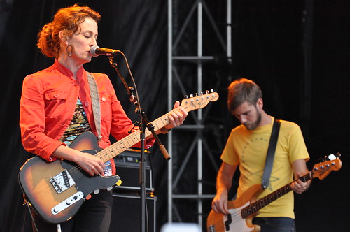 Sarah Harmer at Ottawa Bluesfest 2010