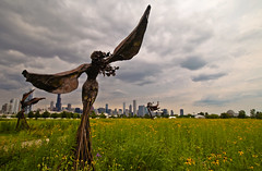 all three sprites with stormclouds (opacity) Tags: sculpture chicago storm weather statue skyline clouds fun illinois sprite il lakeshore outing chicagoskyline publicsculpture chicagoist featured lakeshorepath dessakirk naturesprite bikingbythelake chicagoistfeature chicagofaves