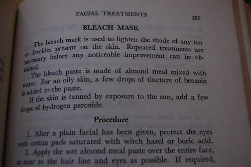 Bleach Mask... Ummm...