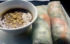 so ba - goi cuon (aka vietnamese spring rolls)