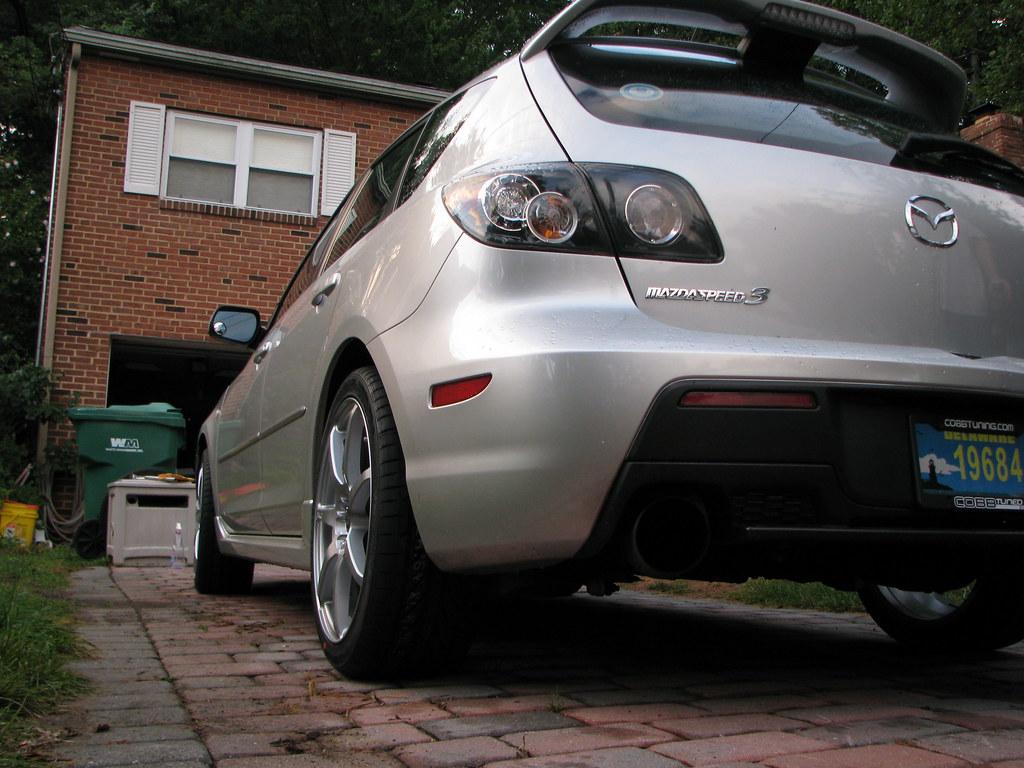 Hankook Tires & Enkei Wheels