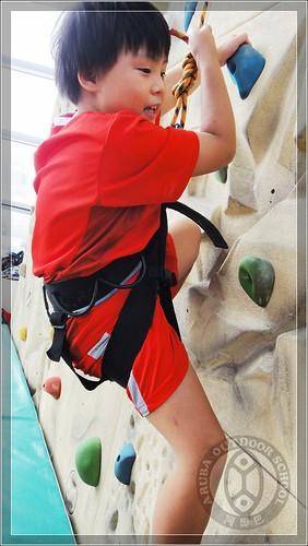 20100715攀岩夏令營228