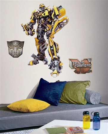 BummbleBee Transformers Decal