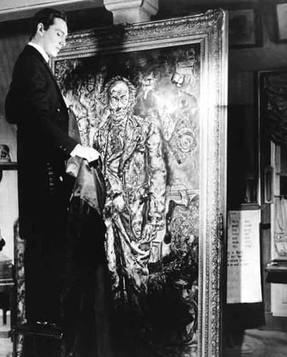 Hurt Hatfield (Dorian Gray) Portrait de Dorian Gray (1945, Albert Lewin)