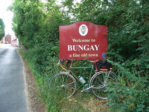 Bungay sign