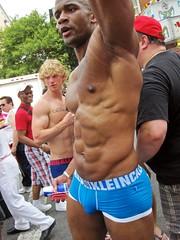 Showing You Calvins (jase (iilgemini)) Tags: shirtless man men guy underwear muscle hunk