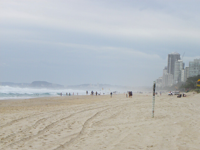 Surfers Paradise, Gold Coast.