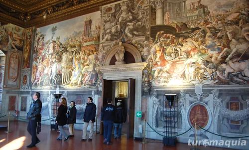 Palazzo Vecchio - Florença