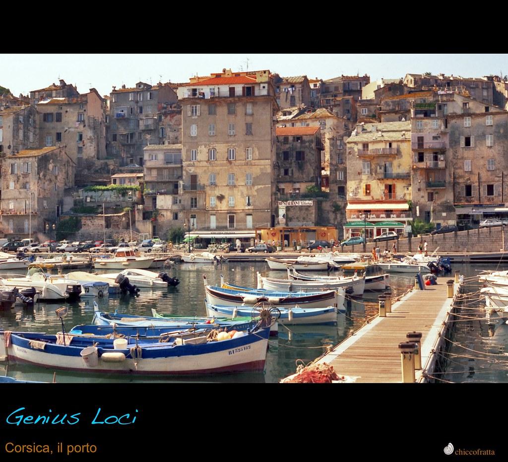 Genius Loci, Corsica, il porto