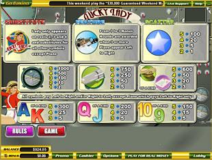 free Lucky Lady slot mini symbol