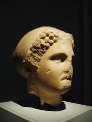 Carian Woman (Aidan McRae Thomson) Tags: sculpture london ancient mausoleum classical britishmuseum antiquity artemisia halicarnassus mausolus caria sevenancientwonders