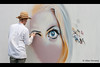 Graffiti Jam (Alex Verweij) Tags: color colors canon painting graffiti paint artist explore 1022mm almere almerehaven spuiten artiesten kunstenaars graffitijam dedoka alexverweij