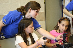 2010 Girl Scout Robotics Camp