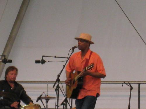 Concert Eric Bibb et Amar Sundy 07