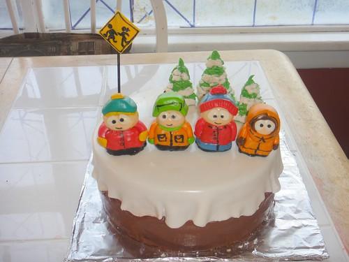 South Park Cake (2)