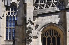 Bath Abbey, Somerset. (davetonkin) Tags: city england english history abbey architecture bath roman culture somerset norman worldheritagesite georgian celtic spa romans romanbaths celts bathabbey aquaesulis geothermalsprings afsdxvrzoomnikkor18105mmf3556ged romanoccupationofbritain