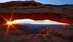 mesa arch sunrise II