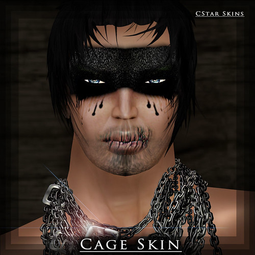 .::CStar::. Cage Skin