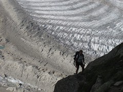 Glacier (JM Fumeau) Tags: chamonix alpinisme hautesavoie