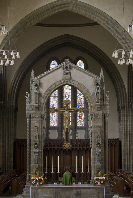 Ampleforth High Altar
