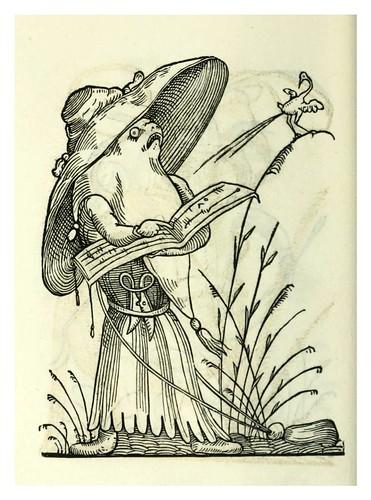 017 -Les Songes drolatiques de Pantagruel..edición 1869- Edwin Tross