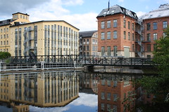 "Norrköping  Motala ström Industrilandskapet • <a style=""font-size:0.8em;"" href=""http://www.flickr.com/photos/23564737@N07/4807896965/"" target=""_blank"">View on Flickr</a>"