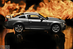 GT500 (MadVette) Tags: auto longexposure motion cars car sport mobile by angel 50mm coast model automobile die slow angle flash automotive move collection shelby flashlight kuwait autos mustang collectible inc automobiles collectibles 2010 carphotos carphotography diecast maisto gt500 diecastcars flashligh madvette kwtmotor