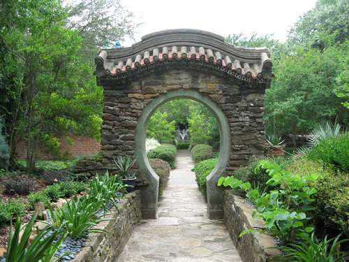 Moon Gate View