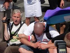 DSCN2772 (ilveraldino) Tags: nazi warsaw anti warszawa 2010 europride chatolics