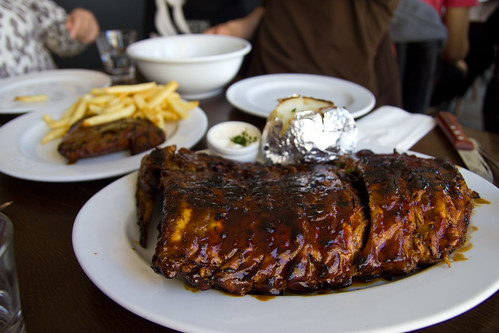 Hurricane's Famous Grilled Ribs