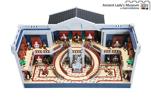 Ancient Lady's Museum #05