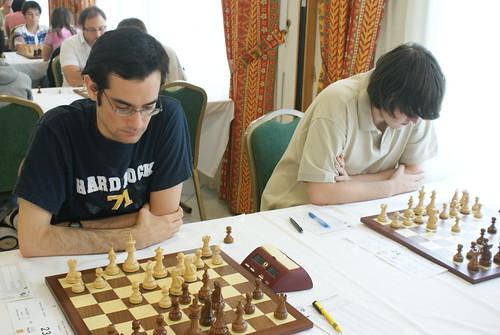 Daniel Alsina (ESP) i Joan Fernández (AND)