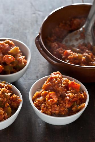$2 lentil stew