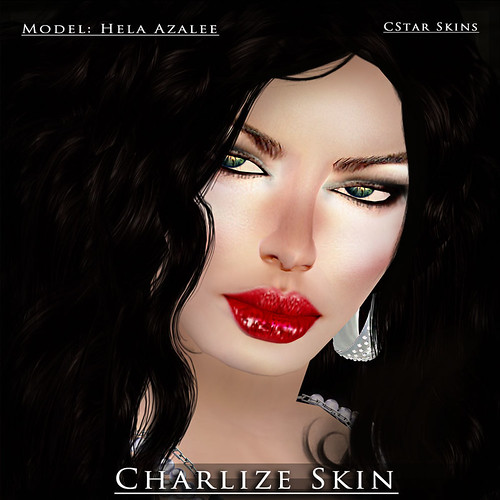 .::CStar::. Charlize Skin