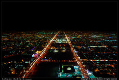 - Riyadh (Safwan Babtain -  ) Tags: tower lens nikon with kingdom 1855mm nikkor riyadh  safwan d60          babtain