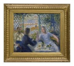Art Institute Chicago (Martin Beek) Tags: france art museum painting impressionist renoir artinstitutechicago frenchimpressionism