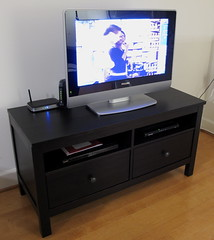 New Ikea TV Stand