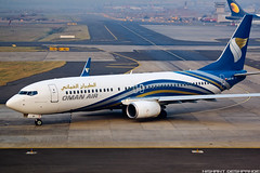 Oman Air - Boeing 737-8BK