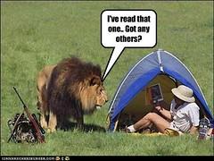 leul cititor