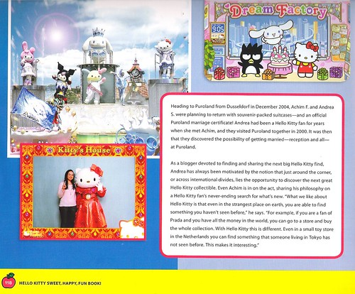 Hello Kitty Wedding Page 1
