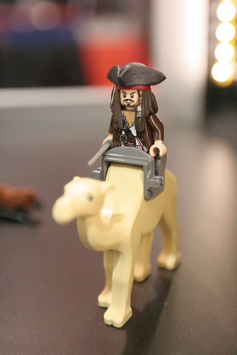 LEGO Pirates of the Caribbean - Jack Sparrow - 1