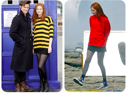 Play Pretend: Amy Pond