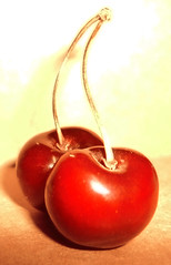 Couple (harp92) Tags: red love fruits fruit cherry cherries couple sweet vanagram