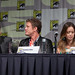 The Cape Panel - Dorian Missick, James Frain, David Lyons, Summer Glau, Bear McCreary