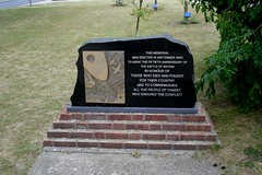 Memorial to the Fiftieth Anniversary of the Battle of Britain (GABOLY) Tags: england kent july museums raf 2010 manston