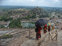 IMG_6739_ 2_ 6_ 3_ 4_ 5_ 7_tonemapp (xsalto) Tags: india statue temple hdr sravanabelgola