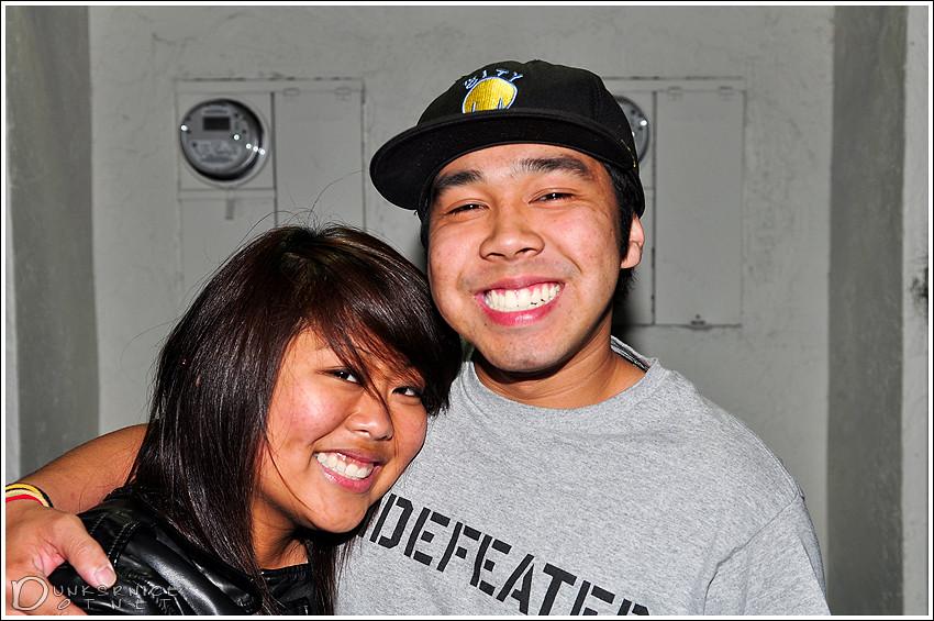 Kayla & Chris.